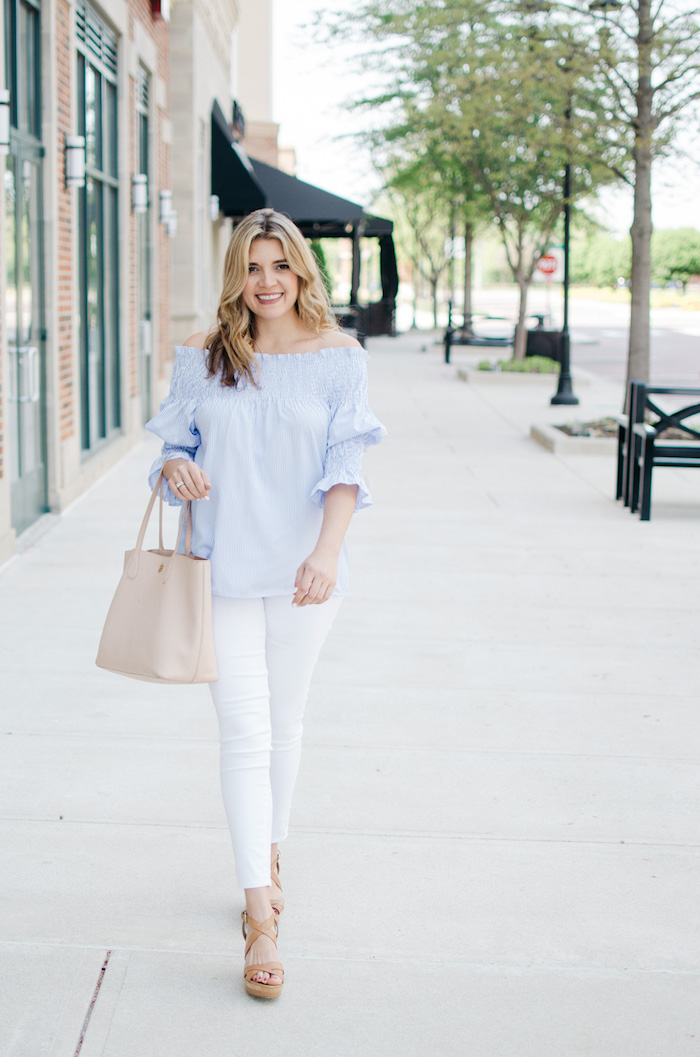 Tenue bapteme femme s habiller modeste chic moderne cérémonie pantalon blanc