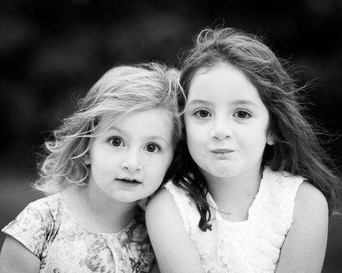 Coiffure jeune fille carré plongeant avec meche idee coiffure d enfant idée cheveux enfant coupe mignonne photo