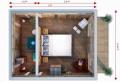 Astuces pour l'aménagement studio 20m2 en plus de 100 photos inspirantes