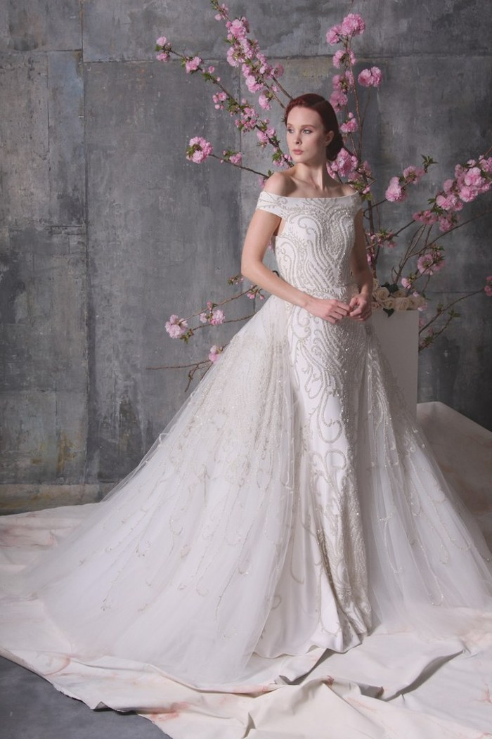 Plus belle robe de mariée femme choisir le style bohème chic pour son mariage adorable