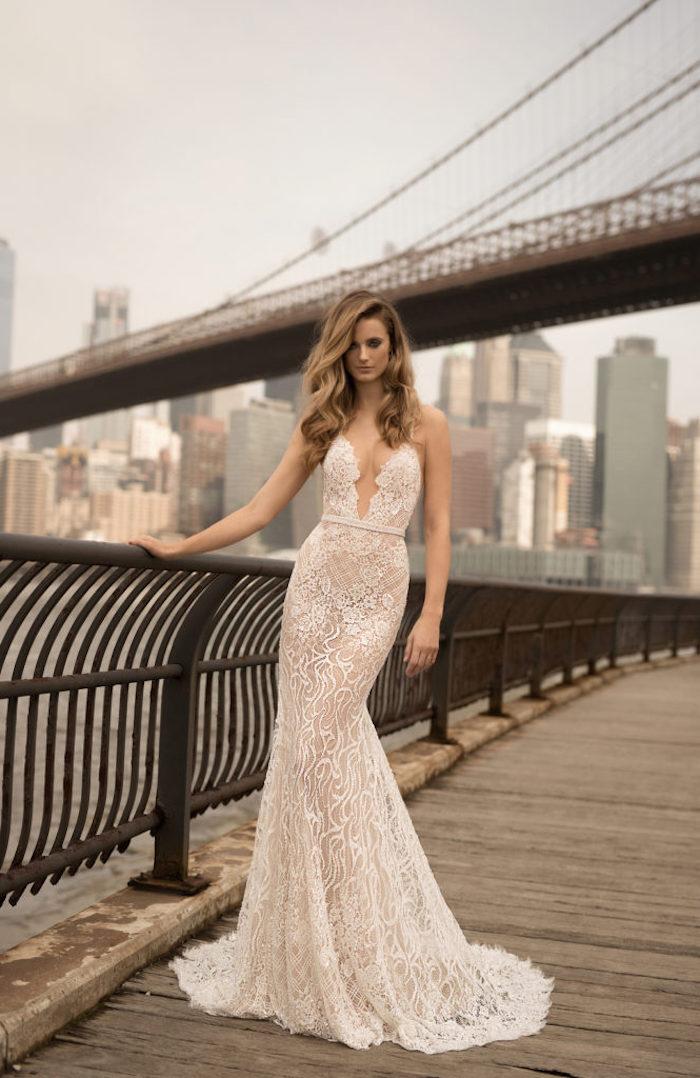 Les plus belles robes de mariée les meilleures robes de mariage femme stylée robe chic mariage a new york