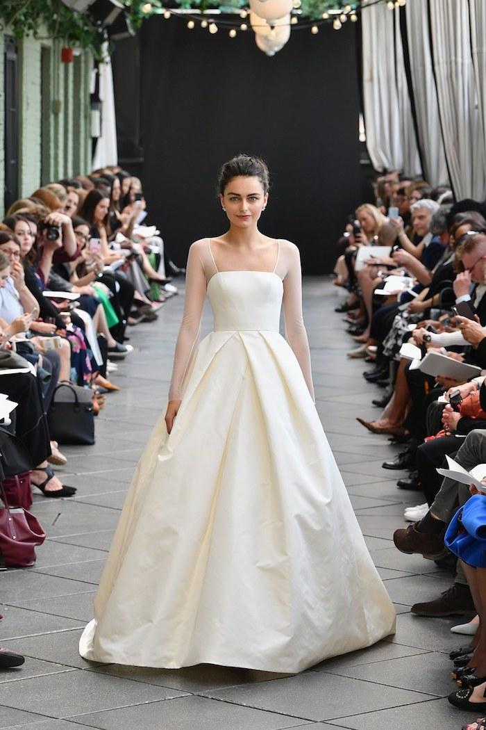 Chouette idée robe de mariée collection 2018 mariage chouette robe pour femme mariée princesse robe bustier