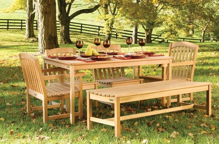 1001 id es pour des meubles de jardin en palettes for Meuble de salle a manger en palette