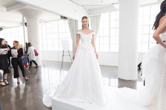 Tendance robe mariage 2019