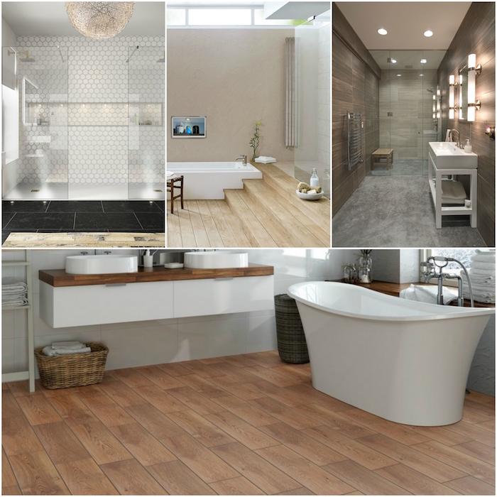 quel sol choisir pour rénovation de salle de bain stylée