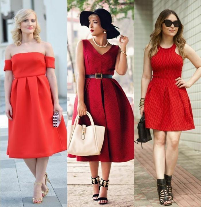 1001 Variantes De La Robe De Soiree Courte Chic