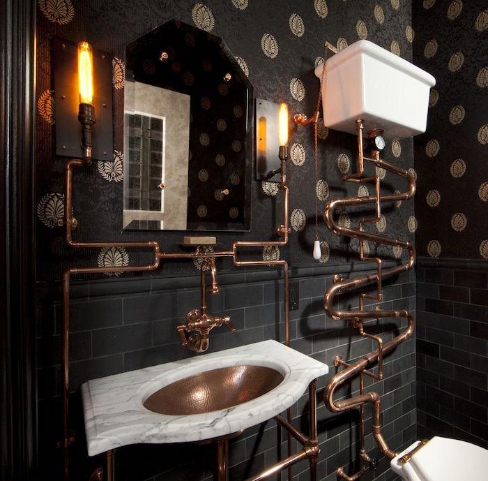 Déco toilettes originales – changez le train-train quotidien ...