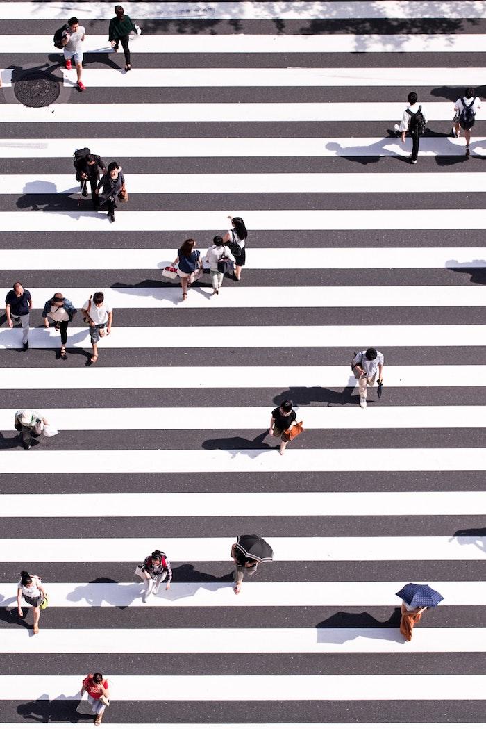 Cool fond d'écran macbook air fond d'écran pour fille wallpaper fond d'écran Tokyo carrefour photo de haut