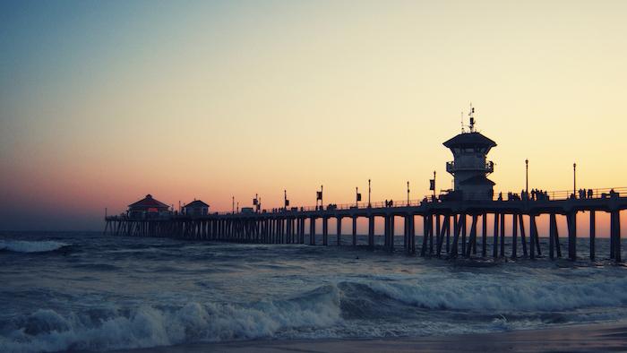 Fond d'écran gratuit fond d'écran pour fille la plus belle image choisir photo coucher de soleil au bord de la mer