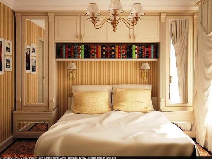 Idée déco chambre tendance déco design 2018 moderne chambre a coucher adulte doré