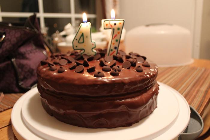 Préparer un gateau au chocolat anniversaire adulte gateau d'anniversaire chocolat chez soi
