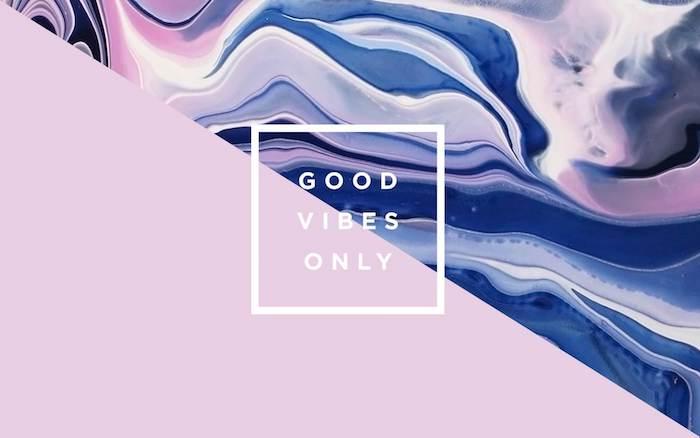 Le fond d'écran gratuit wallpaper fond d'écran fond d'écran gratuit fond d'écran girly les good vibes