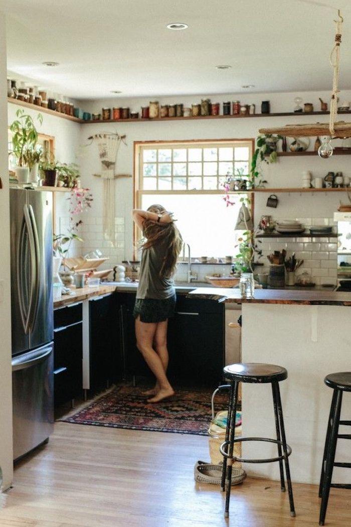 Idée déco studio bohème décoration d intérieur idée comment amenager son appartement stylé
