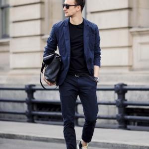 Vêtement homme classe - les basiques d'un look gagnant en 70 images
