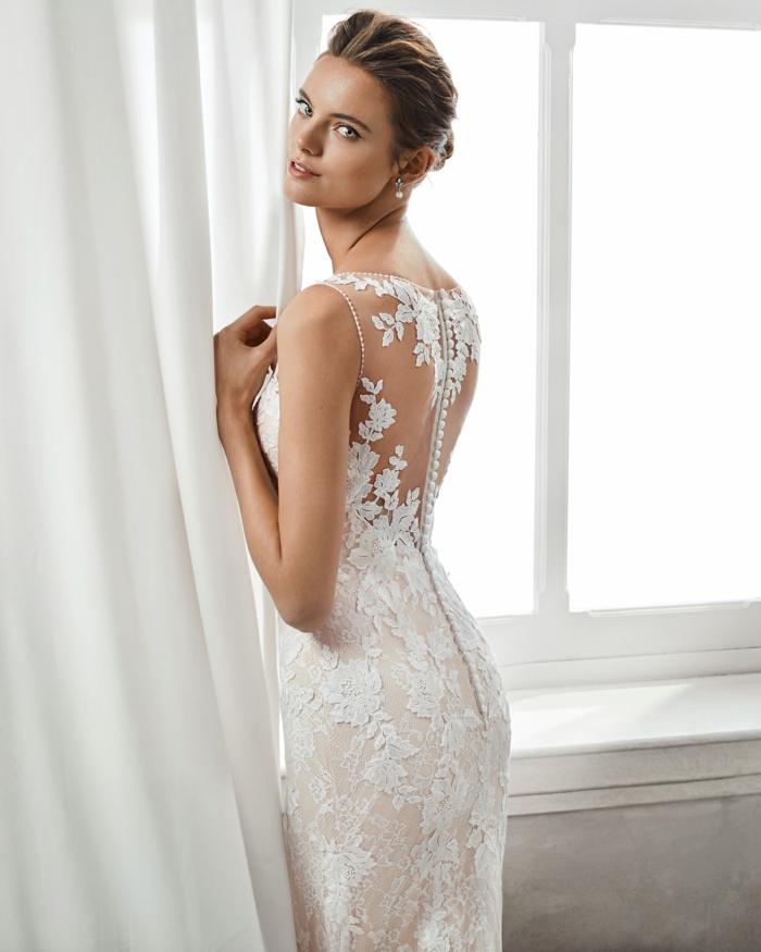 f6606f6f7e4 ▷ 1001 + Idées pour une robe de mariée sirène + comment la porter
