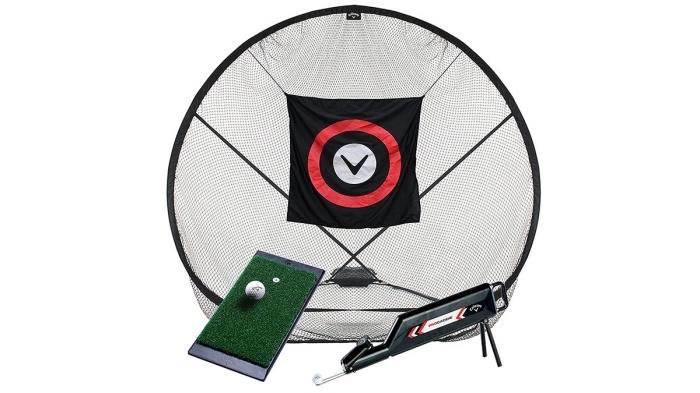 idees cadeaux fetes des peres pour homme qui aime le sport, accessoires et objets de golf à offrir à son père