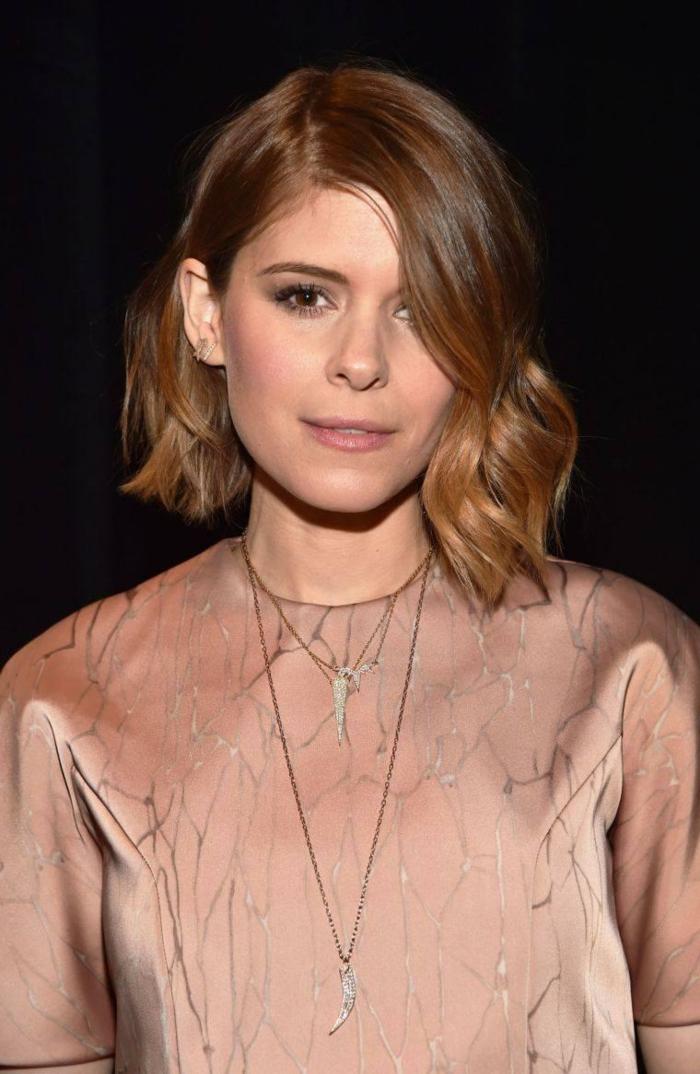 shirt en couleur rose terreuse, manches longues, coupe femme carré ondulant