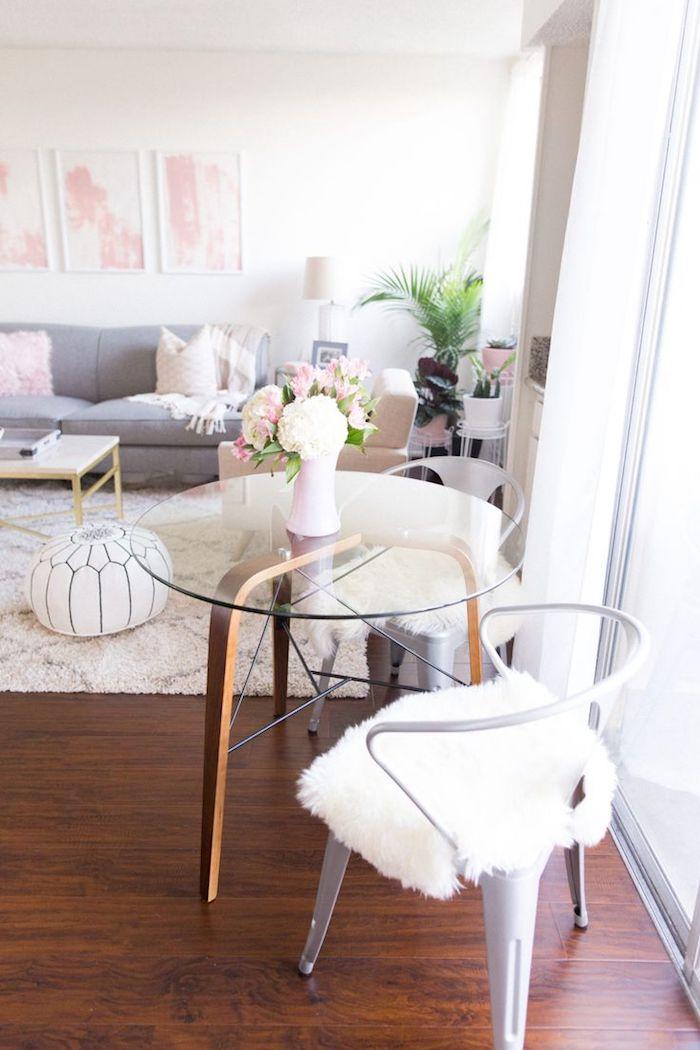 Chouette idée aménagement studio 20m2 décoration d intérieur belle idee deco appartement cosy