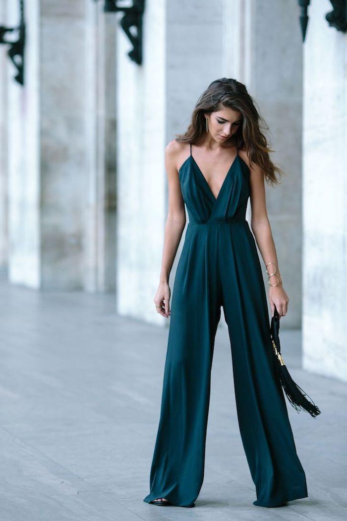Chic robe de cocktail pour mariage comment s habiller bien quand on est invitée salopette élégante pantalon long