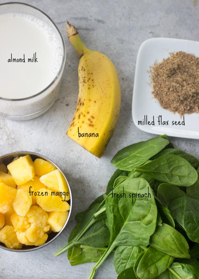 Recette pour perdre du poids boisson qui fait maigrir idée de boisson banane et lait d amandes