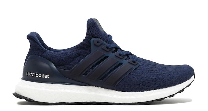 basket homme tendance adidas ultraboost bleu marine chaussures running mode été