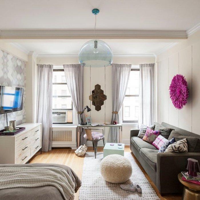 Appartement deco idée déco appartement aménagement studio 30m2 appartement moderne