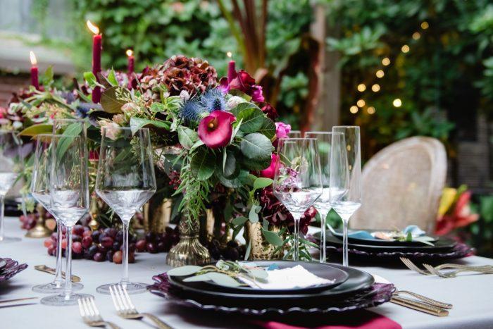 Porte menu original mariage décoration de table mariage comment décorer la table