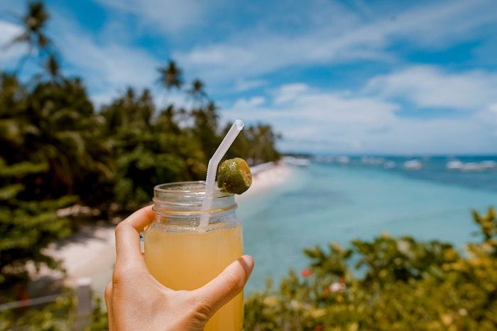Thé detox maison eau detox recette infusion pour maigrir boissons saines vie saine manger bouger