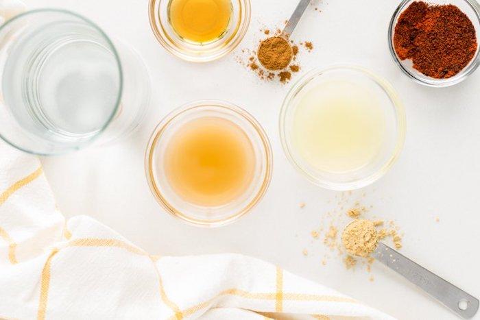 Une chouette boisson detox maison drainaflore bio boisson détox super diet curcuma