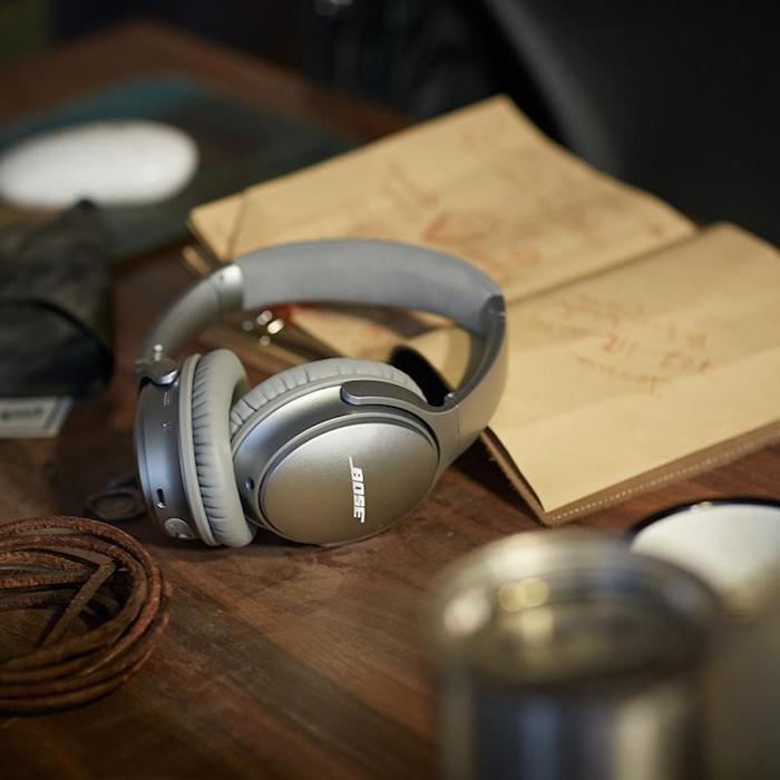 Casque de musique Bose idée cadeau anniversaire homme idée cadeau homme le plus bon cadeau bose casque musique