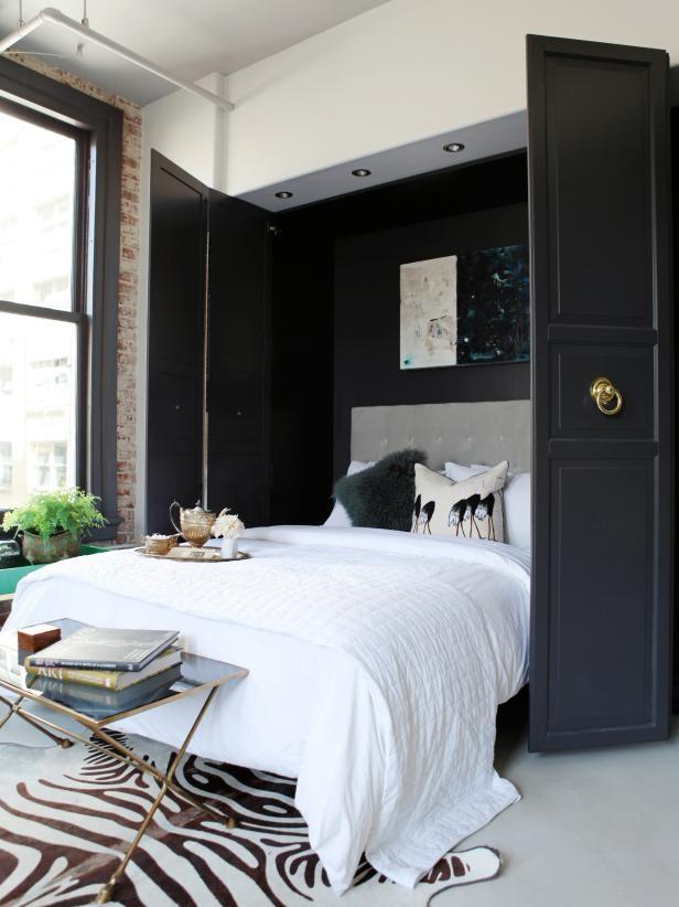 Appartement deco aménagement petit studio belle chambre à coucher petit appartement adulte