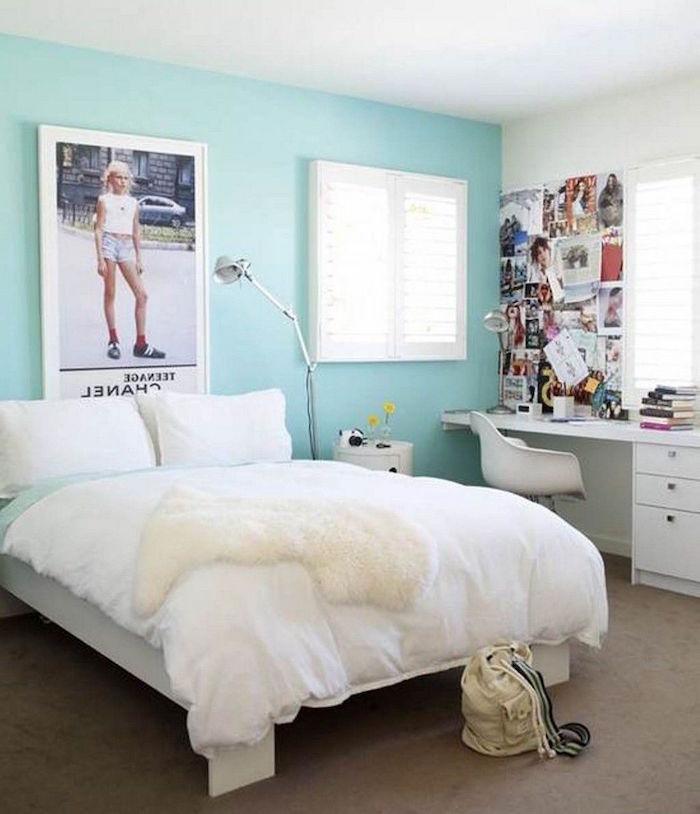 Peinture chambre fille – variez les palettes – OBSiGeN