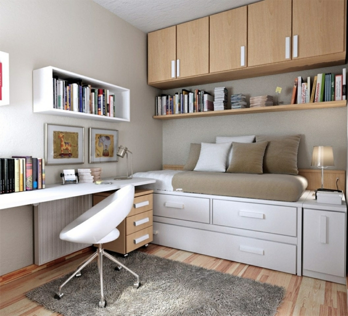 1001 id es pour une d co chambre fille ado personnaliser l 39 int rieur. Black Bedroom Furniture Sets. Home Design Ideas