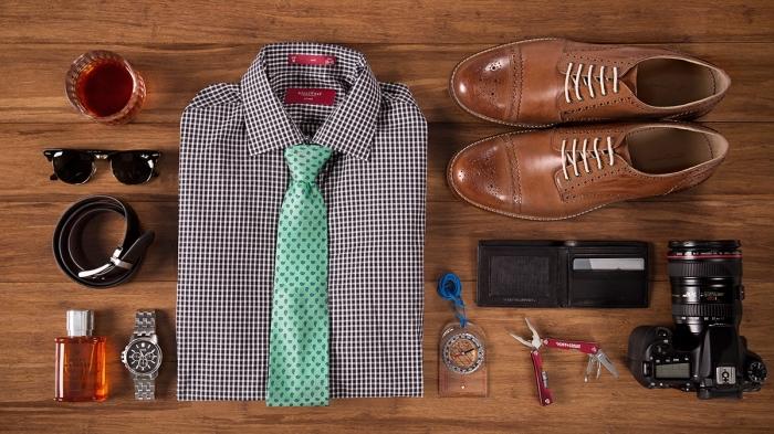 célébrer la fete des peres avec un cadeau fashion pour homme, accessoires et vêtements à offrir à un jeune père