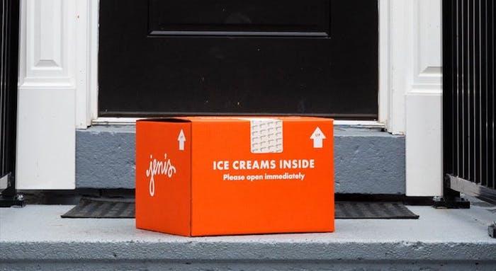 Cadeau pour crémaillère pas cher cadeau cremaillere ide cadeau personnalisé cadeau vaucher pour creme glacée chaque mois