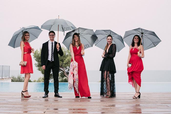 Comment s habiller pour un mariage tenue femme invitée inspiration photo de mariage pluie