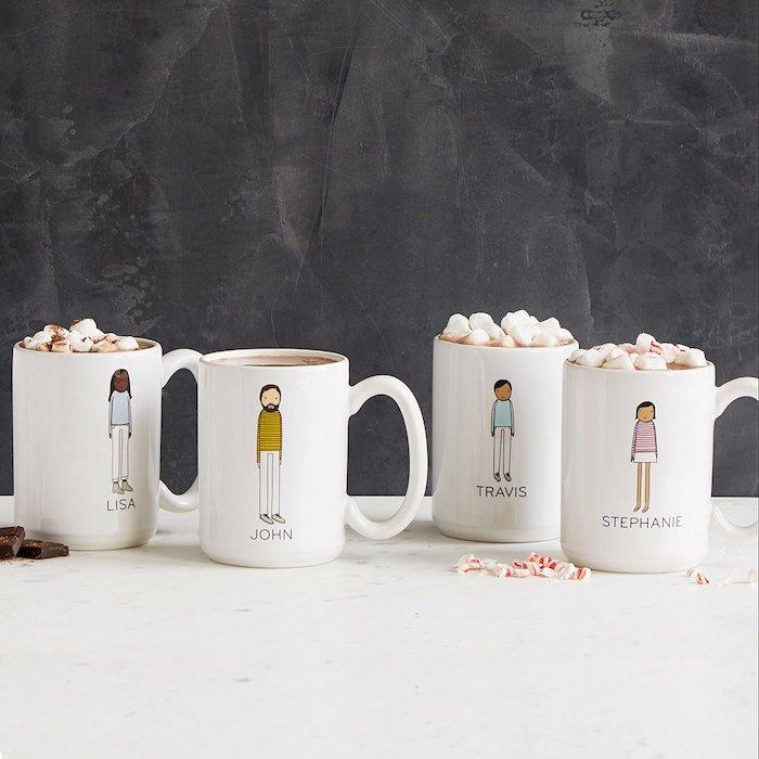 Maison cadeau humoristique cadeau cremaillere simple idee amenagement appartement tasse personnalisée adorable