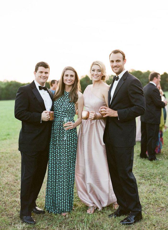 Chic mariage invitees celebres robe de cocktail pour mariage comment s habiller bien quand on est invitée