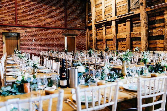 Deco table mariage champetre menu mariage comment décorer une table