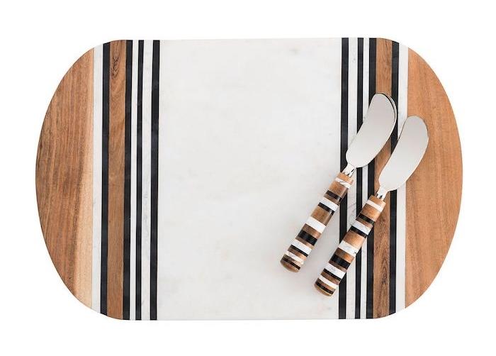 Simple cadeau cremaillere chouette idée cadeau crémaillère se sentir à l'aise chez soi plancher originale décoration cuisine