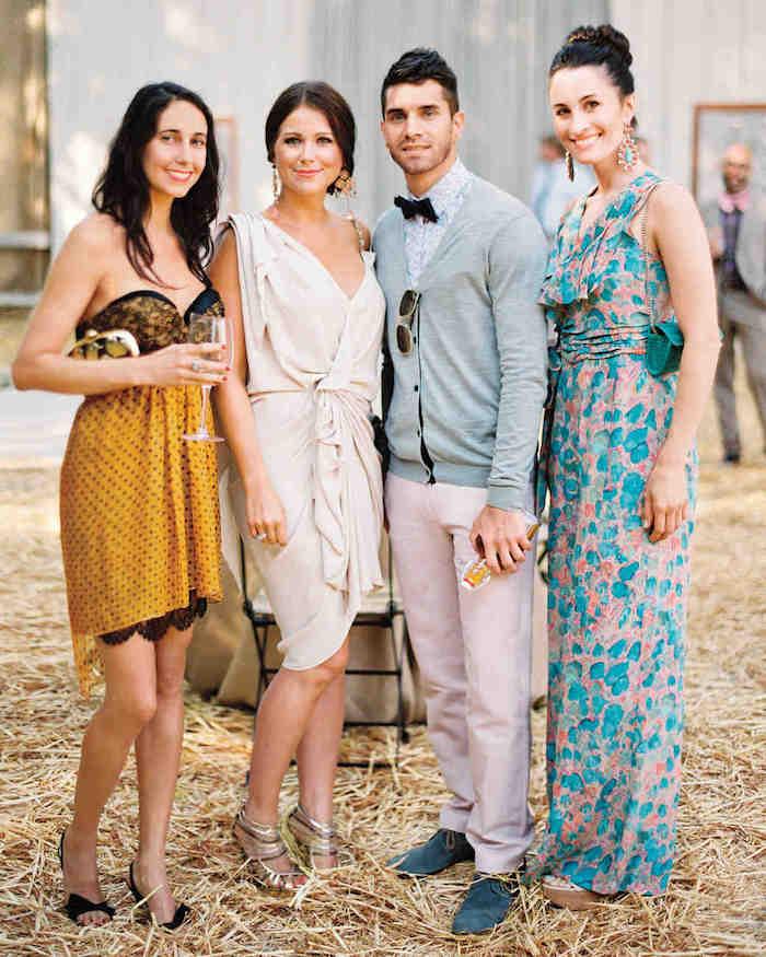 Robe mariage invité être bien habillée à un mariage ceremnie spéciale occasion femmes stylées