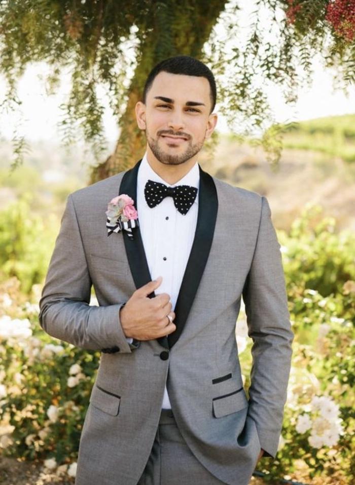 ▷ 1001 + modèles tendances pour mieux choisir son costume marié en 2018 bd9fdb72fcd