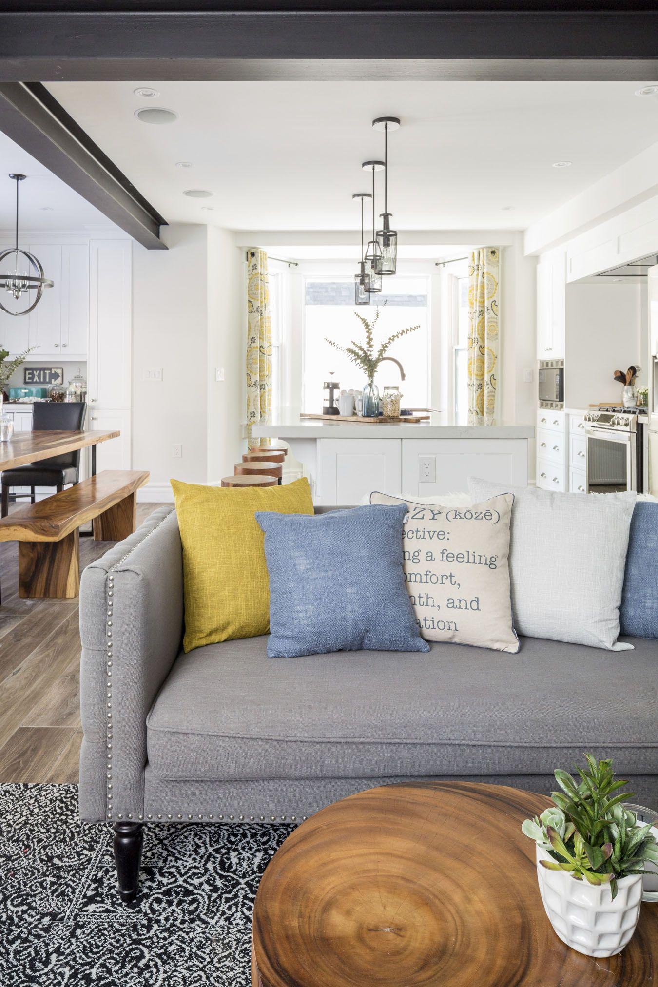 Appartement design aménagement petit studio decoration chouette nouveau appart canapé confortable
