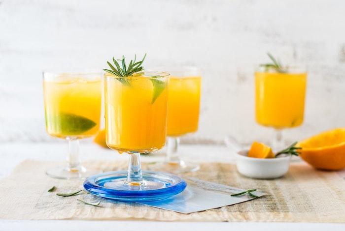 Désintoxication du corps detox boisson recette boisson detox minceur idee boisson eau infusé
