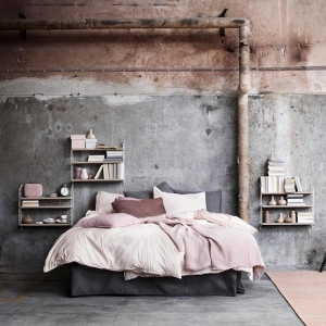 La chambre style industriel de vos rêves en plusieurs idées et exemples déco sublimes