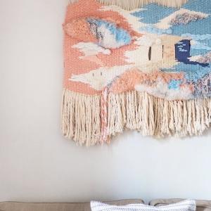 Tissage mural & macramé - suspendez le fil du temps