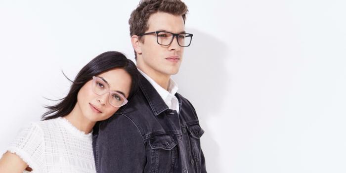 lunette tendance actualité 2018, modèle homme et modèle femme, grosse lunette de vue, lunette de vue tendance, lunette homme, produit opticiens de qualité