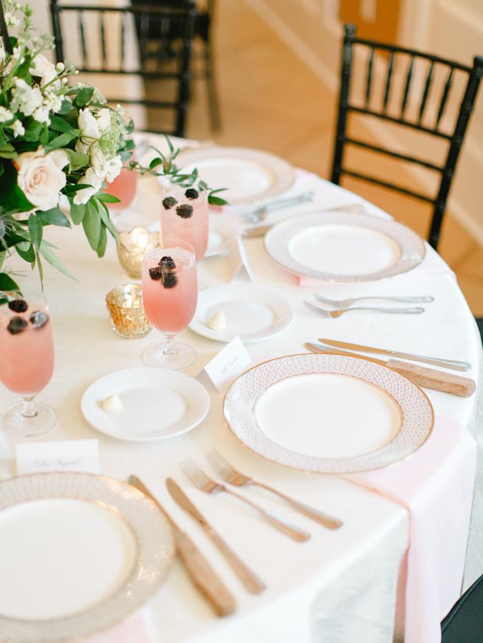 Deco de table mariage centre de table mariage chic idée déco de mariage déco roses et pivoines