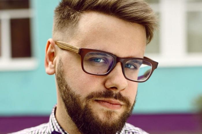 00414c3c25bb6 ▷ 1001 + Idées pour des lunettes de vue homme tendance + les ...