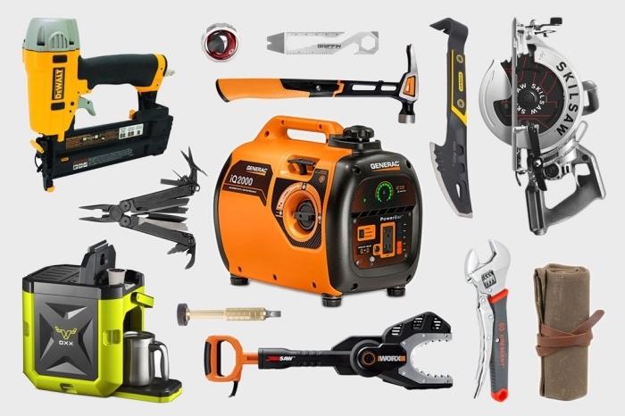 inspiration pour la fête des pères avec un cadeau fonctionnel, choisir un outil électrique à design multifonctions